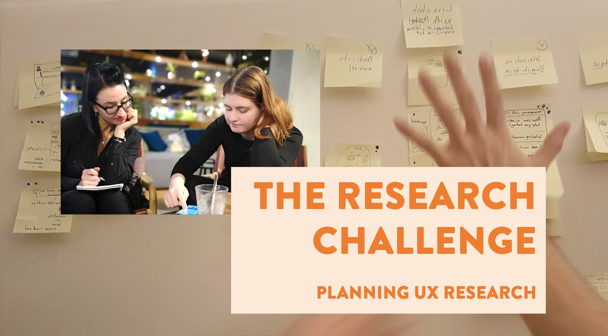 The Research Challenge Workshop